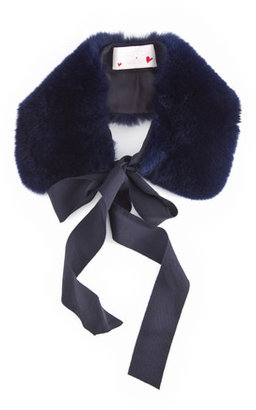 Lanvin Fur Collar