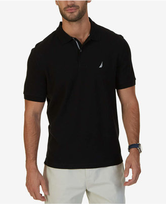 Nautica Big and Tall Men's Shirt, Solid Deck Performance Polo $59.50 thestylecure.com