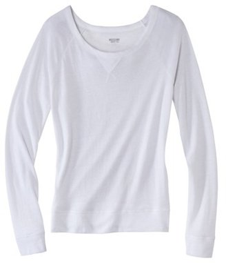 Mossimo Juniors Long Sleeve Top - Assorted Colors