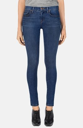 J Brand Mid Rise Skinny Jeans (Pacifica)