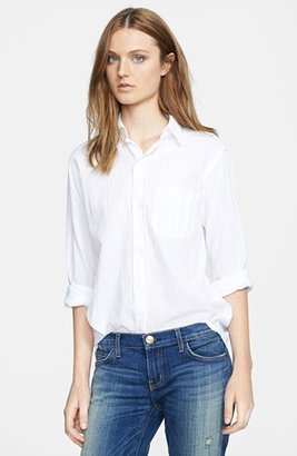 Women's Current/elliott 'The Prep School' Shirt $186 thestylecure.com