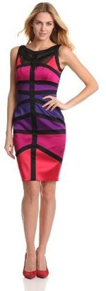 Jax Women's Colorblock Dress