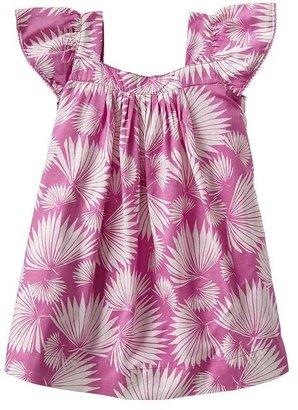 Gap Tropical flutter dress