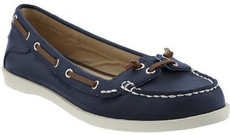 Old Navy Women's Faux-Leather Boat Shoes