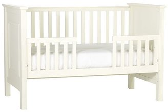 Pottery Barn Kids Fillmore Toddler Bed Conversion Kit, Antique White