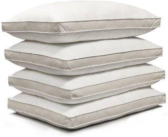 Royal Majesty 4-pk. 400-Thread Count Down-Alternative Egyptian Cotton Standard Pillows