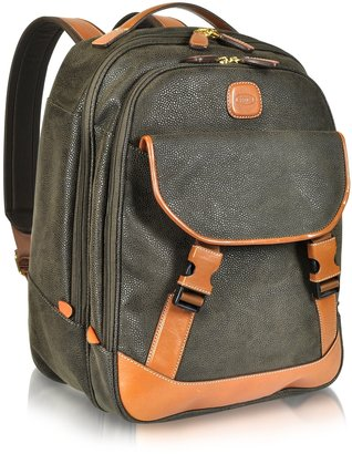 Bric's Life - Micro-Suede Backpack