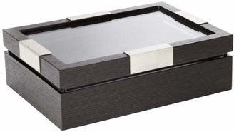 Volta 31-560960 Charcoal Wood Finish Watch Case