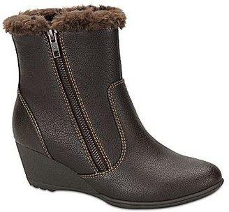 Softspots Odele Wedge Heel Booties