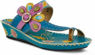 on sale b0a21 1f08e Spring Step L Artiste by Santorini Wedge Sandal - Women s
