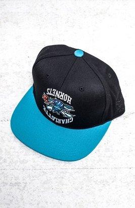Hall of Fame 'Upside Downs - Charlotte Hornets' Snapback Cap