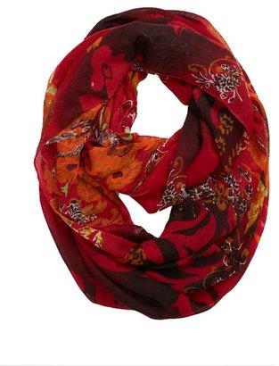 Tasha 'Ring of Flowers' Infinity Scarf
