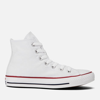 Converse Chuck Taylor All Star Hi-Top Trainers - Optical White