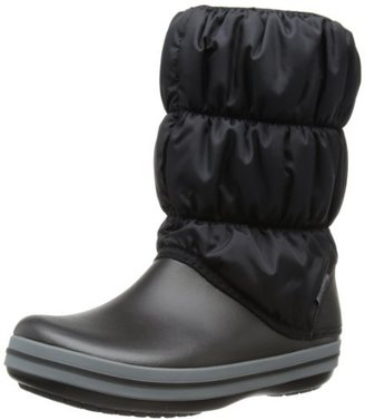 crocs Women's Winter Puff Boot $32.27 thestylecure.com
