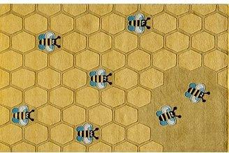 Momeni lil mo whimsy honeycomb rug