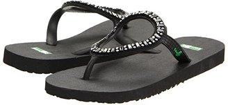 Sanuk Ibiza Monaco (Black) Women's Sandals