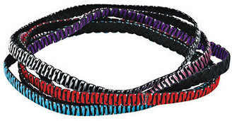 Karina Color Braid Elastic Headwrap 5 Ct
