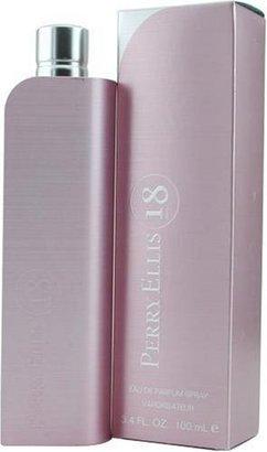 Perry Ellis 18 By Perry Ellis For Women, Eau De Parfum Spray, 3.4-Ounce Bottle $24.54 thestylecure.com