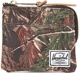 Herschel Supply The Johnny Wallet in Real Tree