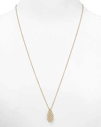 "Nadri Lattice Pendant Necklace, 26"""
