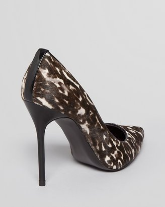 Stuart Weitzman Pointed Toe Pumps - Pipenouveau High Heel