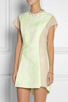 3.1 Phillip Lim Embellished cloqué dress
