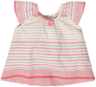 Bonnie Baby Circus Striped Bloomer Set