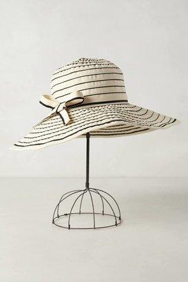Anthropologie Mariner Floppy Hat
