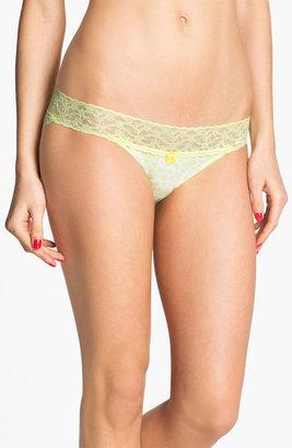 BP. Undercover Lace Waist Bikini (Juniors)