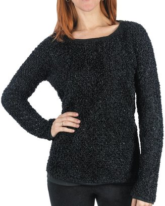 dylan Mohair Sparkle Sweater (For Women)