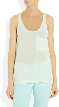 Kain Label Classic washed-silk tank