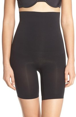 Plus Size Women's Yummie By Heather Thomson 'Cleo' High Waist Shaping Shorts $38 thestylecure.com