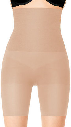 Spanx Assets By Spanx, Women's Shapewear, Focused Firmers High Waist Mid Thigh 1834
