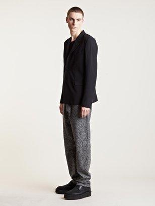 Damir Doma Men's Peuro Infinity Drop Crotch Pants