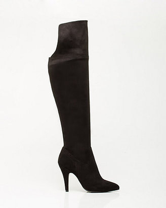 Le Château Faux Suede Over-the-Knee Boot
