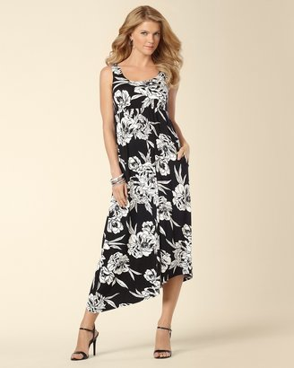 Soma Intimates Asymmetrical Hem Dress
