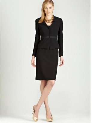 Tahari ASL Tahari Black skirt suit $99.99 thestylecure.com