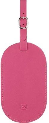 Go Travel PU Big Bag Address Tag, Assorted Colours