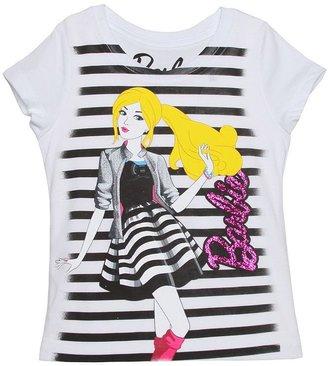 Barbie rockin tee - girls 4-6x