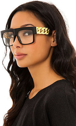 *MKL Accessories The Old School Glasses