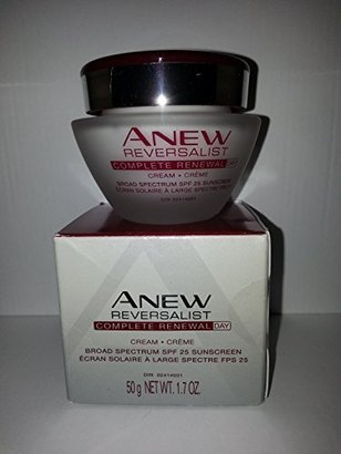 Anew Reversalist Complete Renewal Day Cream with SPF 25 $14.95 thestylecure.com