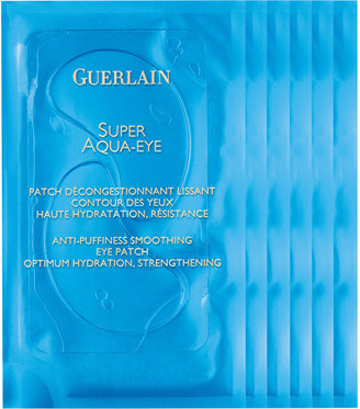 Guerlain Super Aqua Eye Patch - Hydrating & Anti-Puffiness, 6-Piece Set