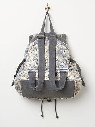 Free People Cleobella + Adaynn Backpack