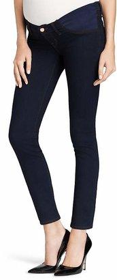 J Brand Maternity Jeans - Skinny Legging in Ink $185 thestylecure.com