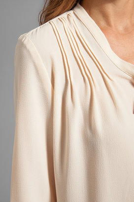 Greylin Emerie Tie Blouse