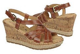 "Naturalizer Norma"" Slingback Wedge Sandals"