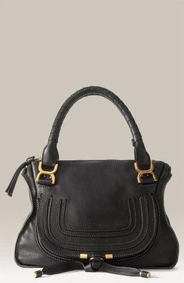 Chloé 'Marcie Small' Leather Satchel
