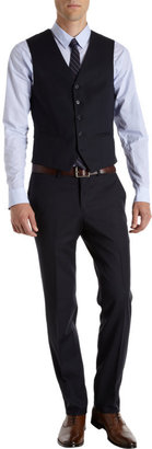 Barneys New York CO-OP Narrow Track Stripe Trouser