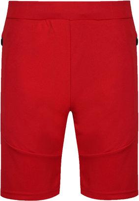 Luke 1977 Squatt Tech Red Shorts
