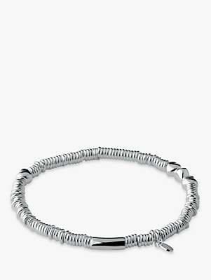 Links of London Sweetie Sterling Silver Heart XS Bracelet, Silver